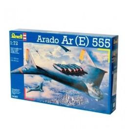 Maketa Revell Arado Ar E555 RV04367/130 CT