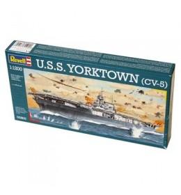 Maketa Revell Yorktown RV05800/025 CT