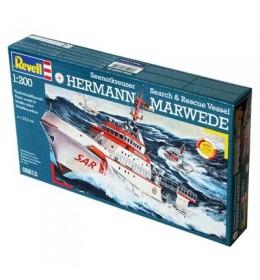Maketa Revell Herman Marvede RV05812/060 CT