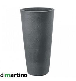 Saksija Tirso Plus tamno siva VA80D