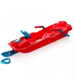 Sanke Plastikon SkiBob crvene