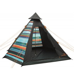 Šator za četiri osobe Easy Camp Tipi Tribal Colour