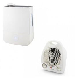 Set – ovlaživač vazduha + kalorifer