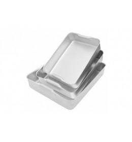 Set aluminijumskih tepsija AL3