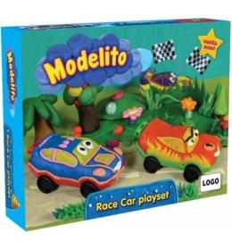 Plastelin Modelito set autići