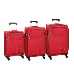 Set kofera Rool Road 55/68/79 cm Chelsea red 50.294.64
