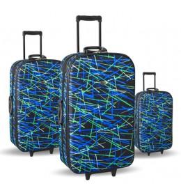 Set kofera za putovanje 3/1 Sazio Cairo Lines