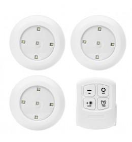 Set LED baterijskih lampi PL6601