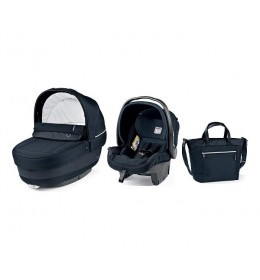 Set nosiljka, autosedište i torba Modular Elite Luxe Bluenight