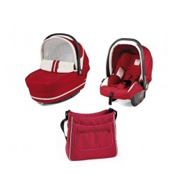 Set nosiljka, autosedište i torba Modular SL Beauty