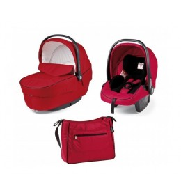 Set nosiljka, autosedište i torba Modular SL Marte