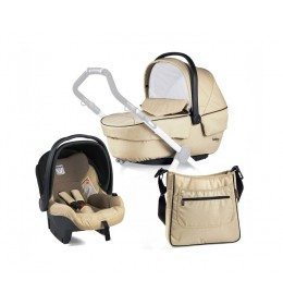 Set nosiljka, autosedište i torba Modular SL Perla