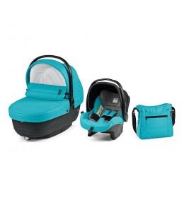 Set nosiljka, autosedište i torba Modular XL Bloom Scuba