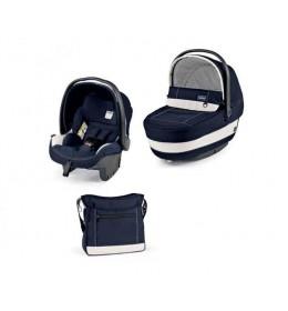 Set nosiljka, autosedište i torba Modular XL Riviera