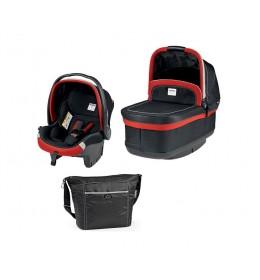 Set nosiljka, autosedište i torba Modular XL Synergy
