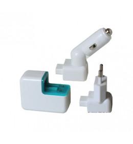Set USB punjača 2.1A SA2100SET
