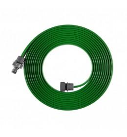 Pljosnato crevo PERFORIRANO 7,5m zeleno