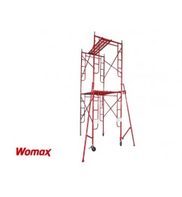 Skela metalna Womax 8m