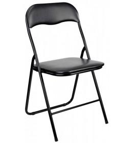 Sklopiva stolica Black VG crn
