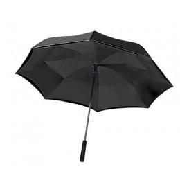 Sklopivi kišobran Wonderdry crni