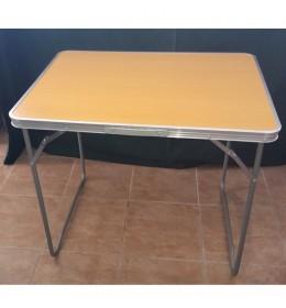 Sklopivi sto za kampovanje 80x60x69 cm