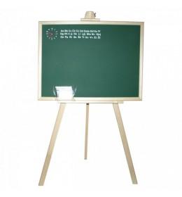 Školska tabla sa stalkom 53x40 cm