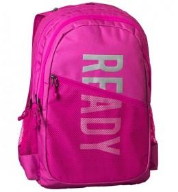 Školski ranac Ready pink