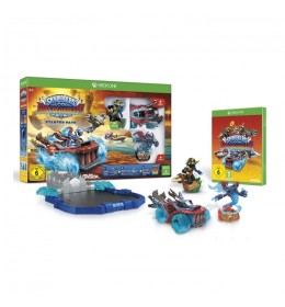 X BOX ONE Skylanders Super Chargers Starter Pack