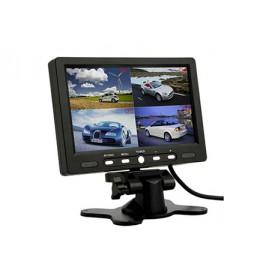 "Monitor za auto/kombi 7"" LCD LC-798 QUAD"