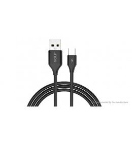 USB kabl na mikro usb 1m GOLF GC-59M crni
