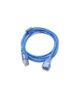 USB kabl produžni A/F 2.0 1.5m plavi