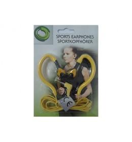 Slušalice za mobilni tel. sportske 51529 žute