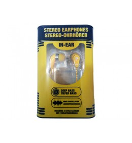 Slušalice za mobilni telefon 54068 žute