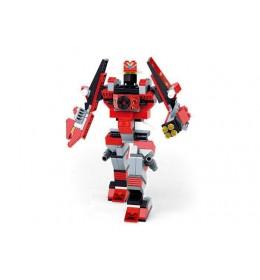Sluban kocke Robot svemirski borac 143 kom