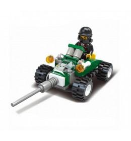 Sluban kocke Svemirsko vozilo 48 kom