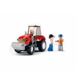Sluban kocke Traktor 103 kom