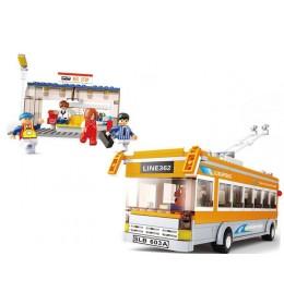 Sluban kocke trolejbus