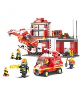 Sluban kocke vatrogasna prva pomoć