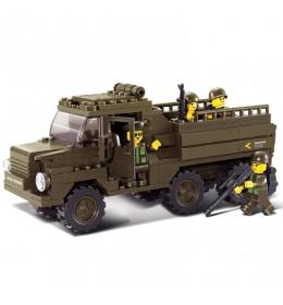 Sluban kocke vojnički kamion