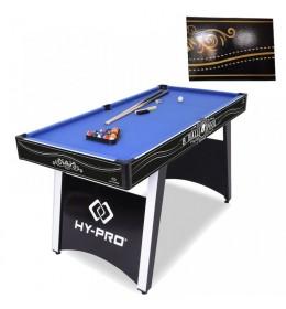 Snooker sto HY-pro 5ft crno zlatni