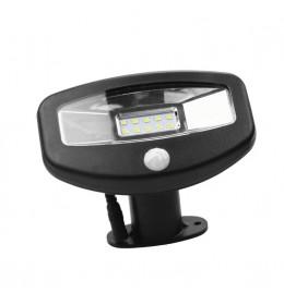 Solarni LED reflektor sa PIR senzorom 1W