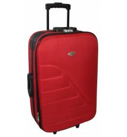 Srednji kofer za putovanje 61x40x19cm crveni