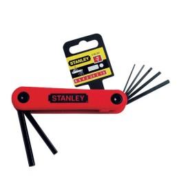 Stanley inbus ključevi 1,5-6 mm u ručici - 7 komada
