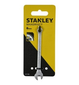 Stanley viljuškasto-okasti ključ 6 mm