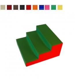 Stepenice TRIA 60x60x30 cm
