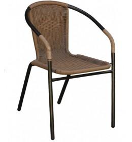 Ratan baštenska stolica