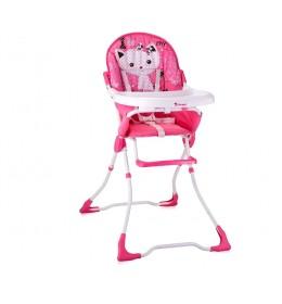 Stolica za hranjenje Bertoni Candy Pink Kitten