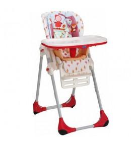 Stolica za hranjenje Chicco Polly 2u1 Happy Land