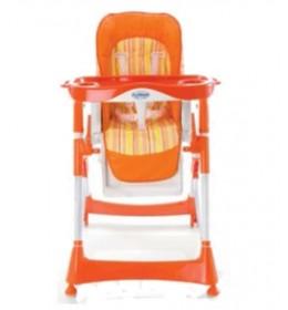 Stolica za hranjenje Plebani Sirio oranž