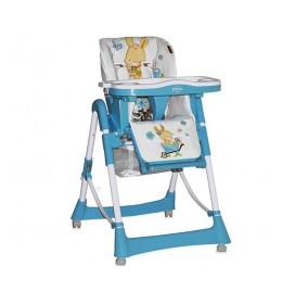 Stolica za hranjenje Primo Blue Bunny
